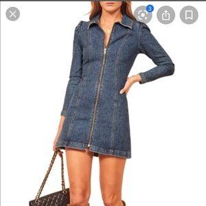 Reformation Kensington Dress